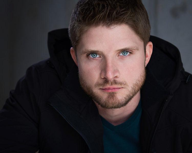 Cody Smith Headshot Robbie Glen Photography